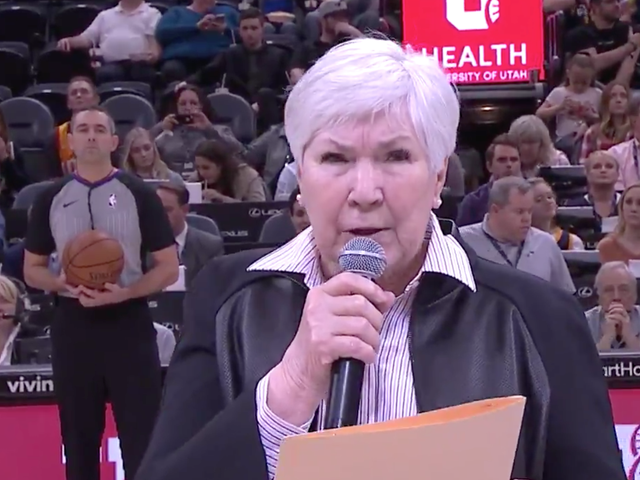 Utah Jazz Owner Wants Her Team's Fans To Quit Being Huge Flaming Assholes All The Time