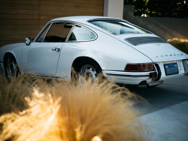 Why The Porsche 912 Has Its Own Cult Following