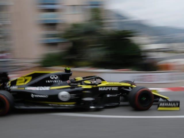 Renault F1 dit qu'il a déjà atteint 1000 HP cette saison