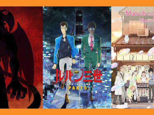 Koda's Anime Favorites of 2018