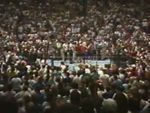Det sidste store territoriale pro wrestling moment skete 30 år siden i dag