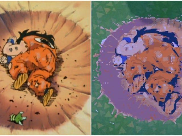 People Are Adding Dragon Ball's Yamcha To Animal Crossing: New Horizons