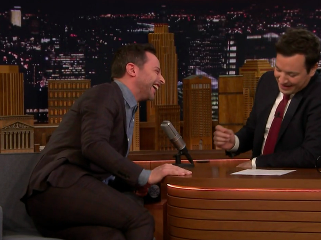 Nick Kroll brings Big Mouth's Hormone Monster to The Tonight Show