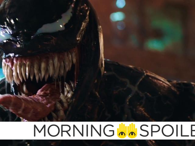 Se confirma que otro personaje regresará para Venom 2