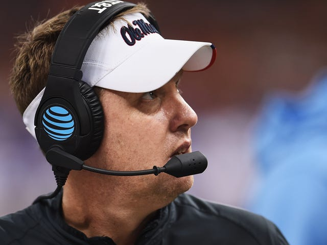 Hugh Freeze Gets New Job In Football League That Doesn't Exist Yet