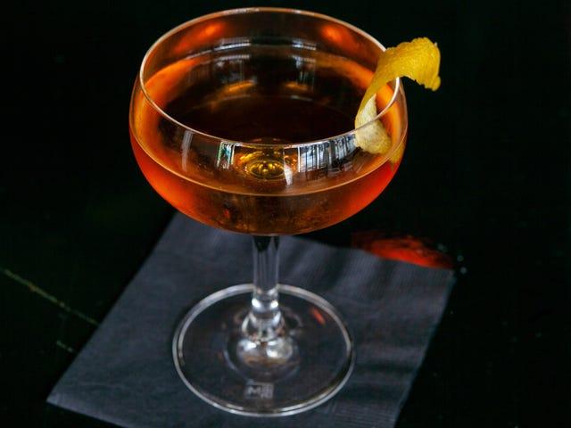 Buat Negroni Anda Dengan Vermouth Kering