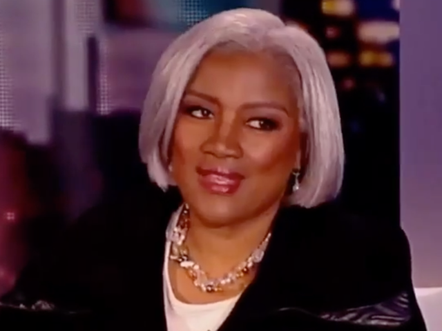 The Midterms Makeover: Donna Brazile's Glam Squad Talks About Her Epic Transformation