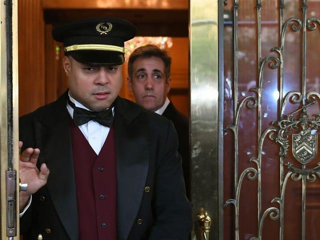 Vansket den tidligere Trump-advokat Michael Cohen for at være fri for fængsel tidligt på grund af Coronavirus 'nærhed til hans værdifulde hvide lunger