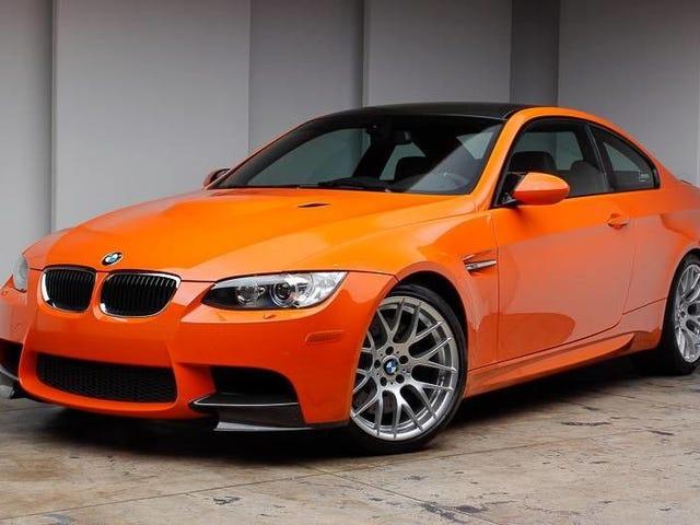 Dream Garage: Project 'Pumpkin Apache' Edition