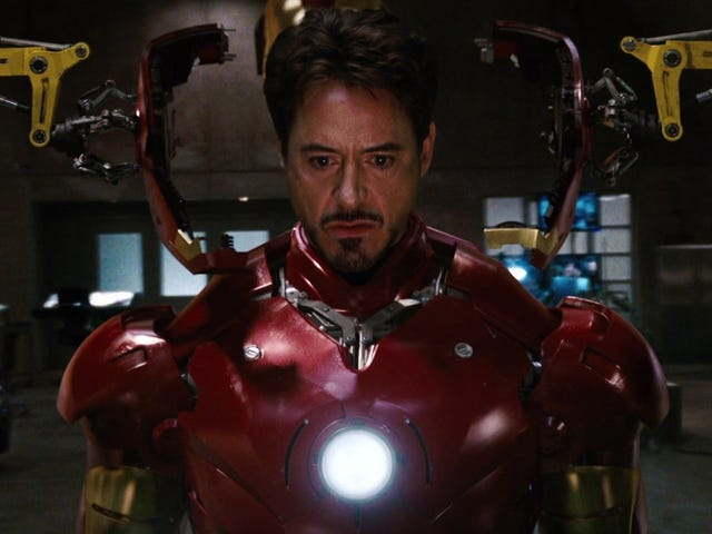 Marvel Studios' Original Iron Man Armor Appears to Have Been Stolen