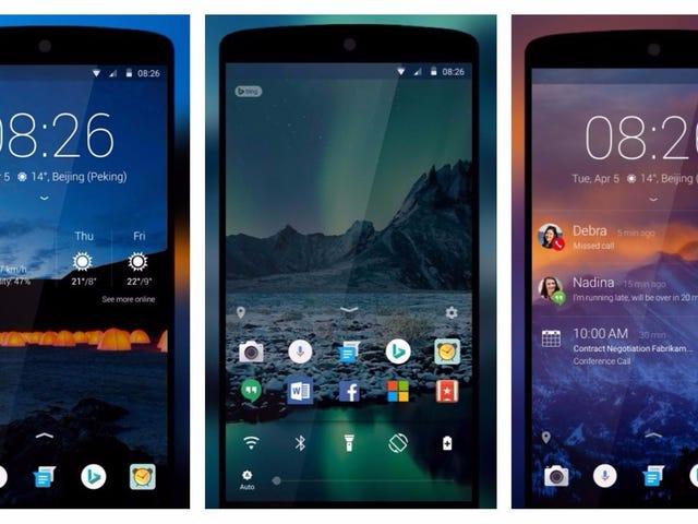 Η επόμενη οθόνη κλειδώματος είναι η καλύτερη εφαρμογή Android που μπορείτε να δοκιμάσετε αυτήν την εβδομάδα