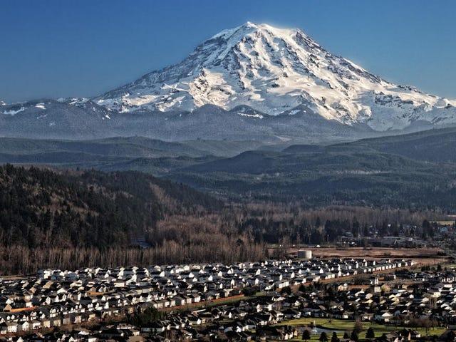 ภูเขาไฟที่อันตรายที่สุด 18 แห่งในสหรัฐอเมริกา
