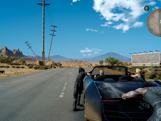 Final Fantasy XV and the joy of games that arrive unfinished