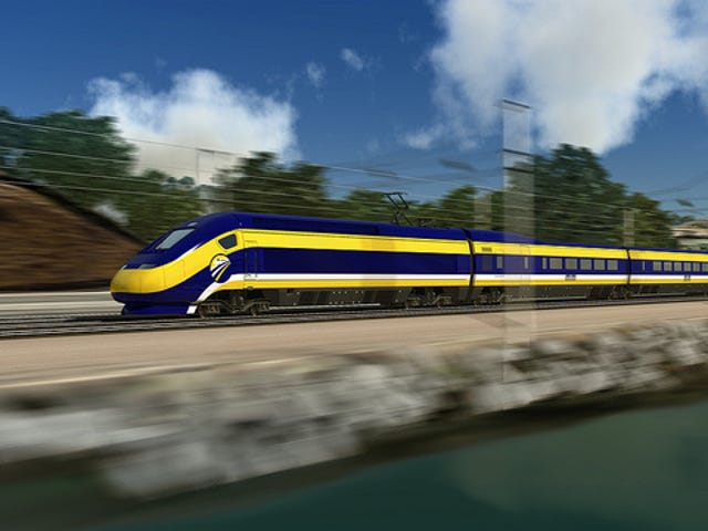 Why California's High-Speed Rail Matters