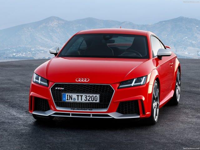 2017 Audi TTRS