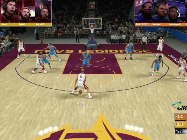Walaupun Usaha Terbaiknya, NBA 2K Tidak Boleh Mengalahkan Perkara Yang Sebenar