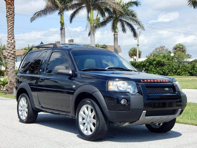 At $4,499, Could This 2004 Land Rover Freelander SE3 Set You Free?