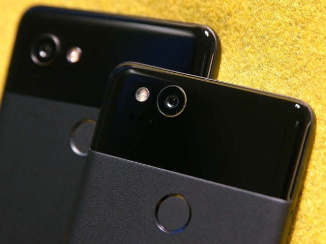 Everything New in Google's Pixel 2 and Pixel 2 XL Update