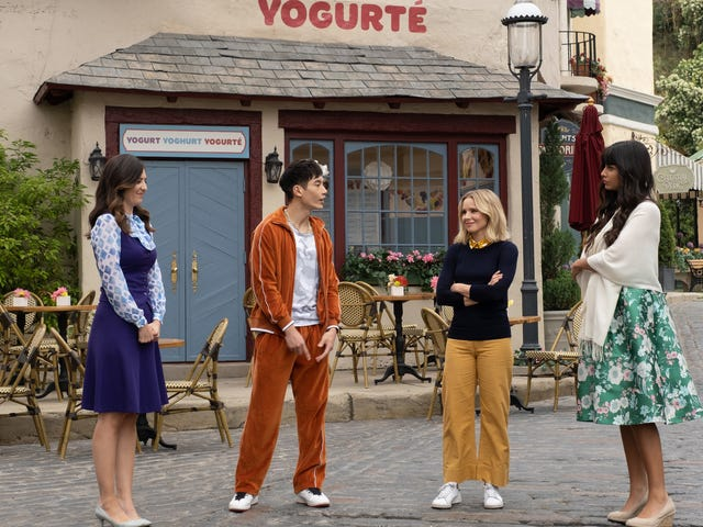 The Soul Squad attend son destin sur The Good Place, plus les succès de Grey, épisode 350
