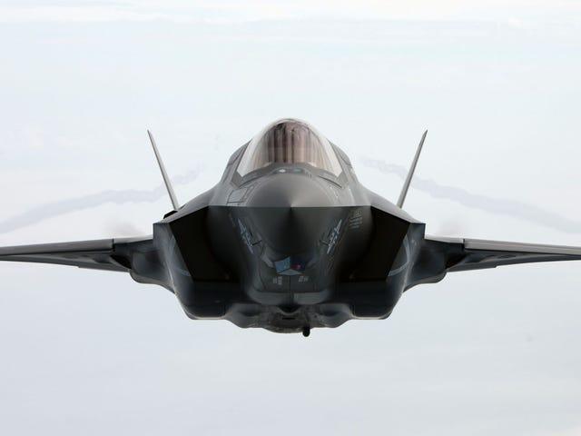 El Pentágono actualiza la lista de problemer del F-35, y es vergonzosa