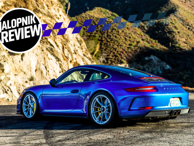 The 2018 Porsche 911 GT3 Touring Might Be The Best Road Car Porsche Has Ever Made