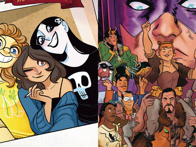Giant Days, Squirrel Girl, and the changing face of comics in the '10s