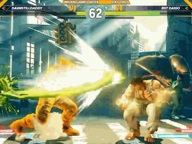 Daigo використовує шостий сенс для блокування Sonic Booms, Wins Tournament