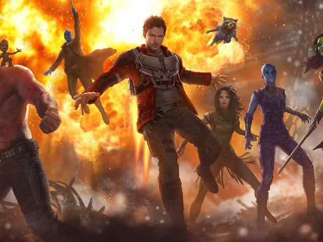 Revelan nuevos деталізує, як грають у Marvel: гарачі <i>Guardians of the Galaxy 3</i> y un villano regresará