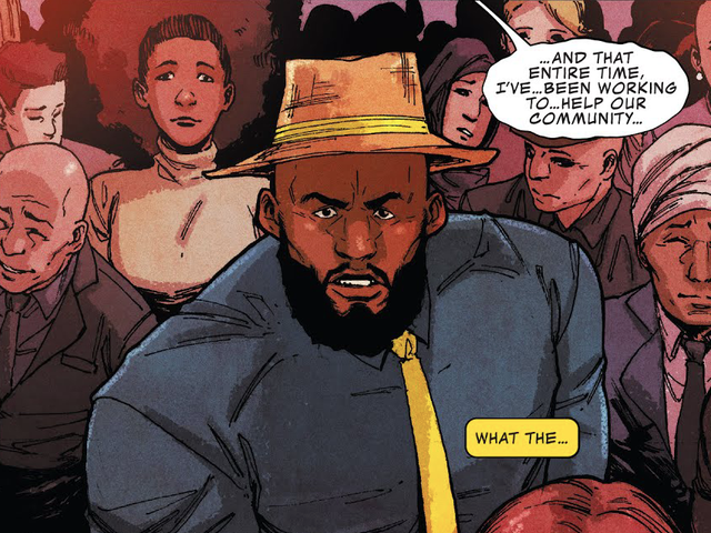 Luke Cage Is Fighting an Enemy More People Need to Know About