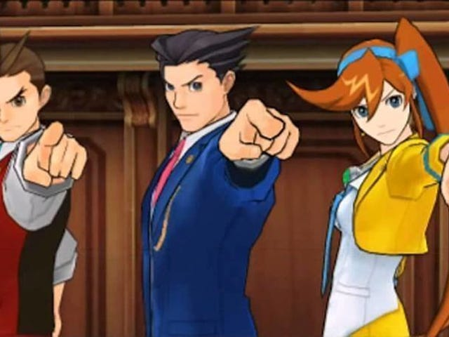 Ace Attorney – Dual Destinies' Villains Ranked