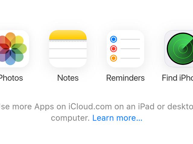 AndroidにプログレッシブWebアプリとしてiCloudをインストールする方法