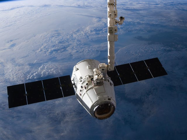 SpaceX Set to Make History Next Week During Supply Mission to the ISS
