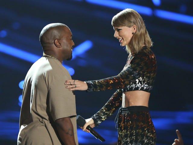 Kanye WestはTaylor Swiftで電話を録音することで法律を破った可能性がある