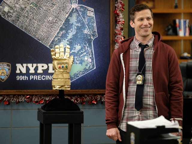 "O Brooklyn Nine-Nine se destaca com o competitivo ""Valloweaster"""
