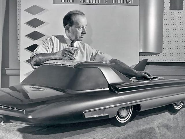 Ford's 1958 Nucleon Concept Was 'Atoms For Peace' On Wheels