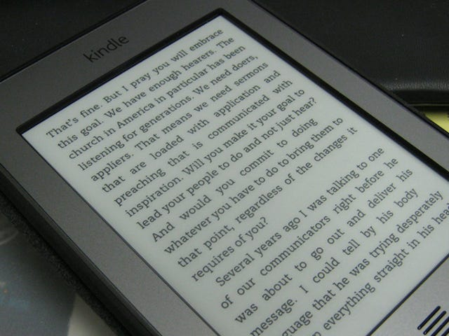 You Can Now Jailbreak Just About Any Kindle