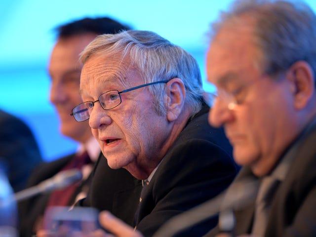 Le chef de la Fédération internationale de ski nie le changement climatique et déclare qu'il est plus facile de travailler avec des dictateurs