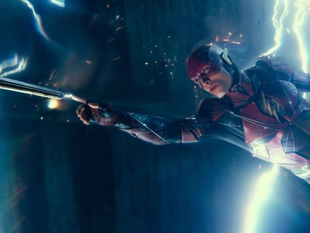 Tunog Tulad ng <i>Flashpoint</i> Pelikula Maaaring Isama Batman bilang Well Bilang Wonder Woman