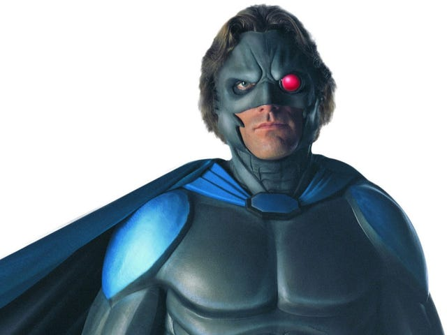 Marvel's Preposterously '90s TV Series Night Man Is Coming to DVD for Some Reason