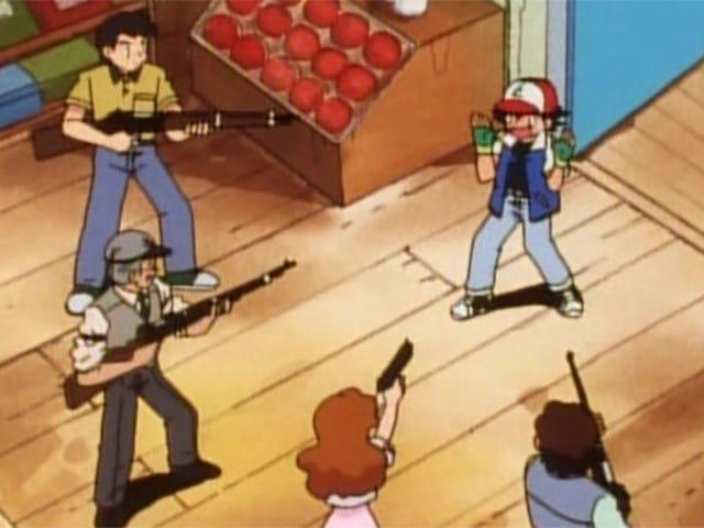 Florida Man Fires Gun At <i>Pokémon Go</i> <i></i>  Pemain yang diparkir di luar rumahnya