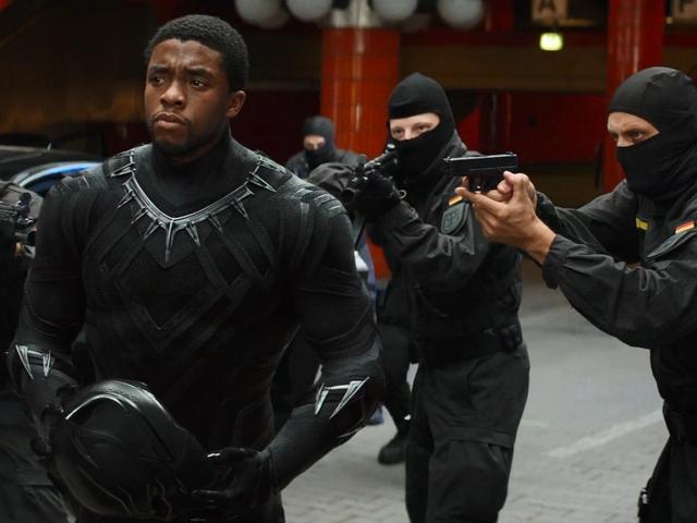 Black Panther Tar på Wolverine i Ambitiös Fan Trailer
