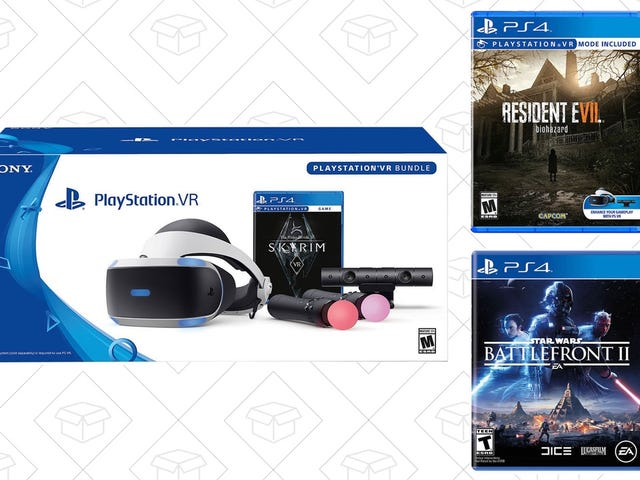 Here's the Best PlayStation VR Deal We've Seen To Date