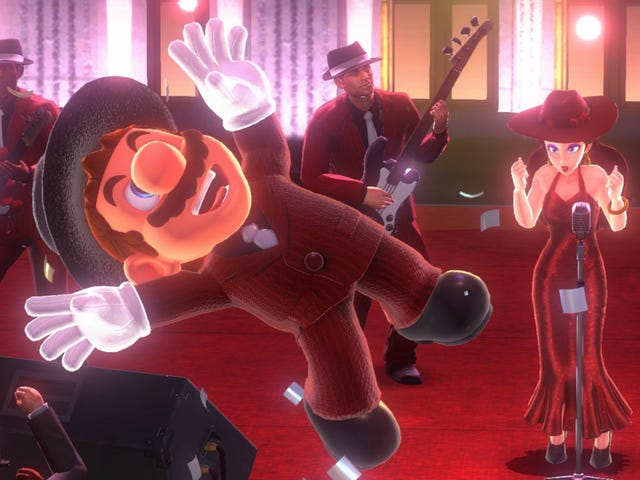 Twitch Is Collecting Moons In Super Mario Odyssey Now