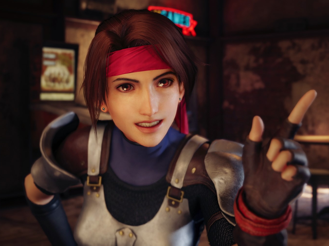 I Adore Final Fantasy 7 Remake's Dorky Eco-Terrorists