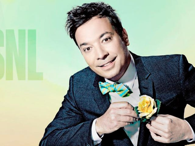 Jimmy Fallon steals the show on SNL, even if you wish he wouldn't
