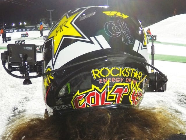 I Was There When a GoPro Rig Completely Changed the X Games