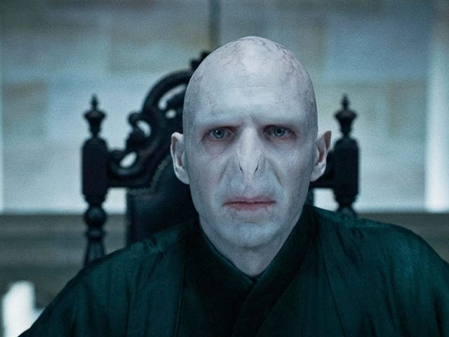 Los fans de <i>Harry Potter</i> llevan 20 개의 호텔 언어 pronunciando mal el nombre de Voldemort
