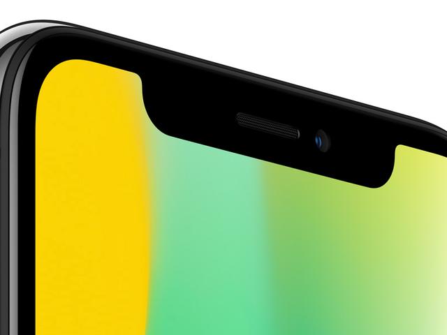 Cómo esconder la extraña pestaña de la pantalla del iPhone X en tres sencillos pasos