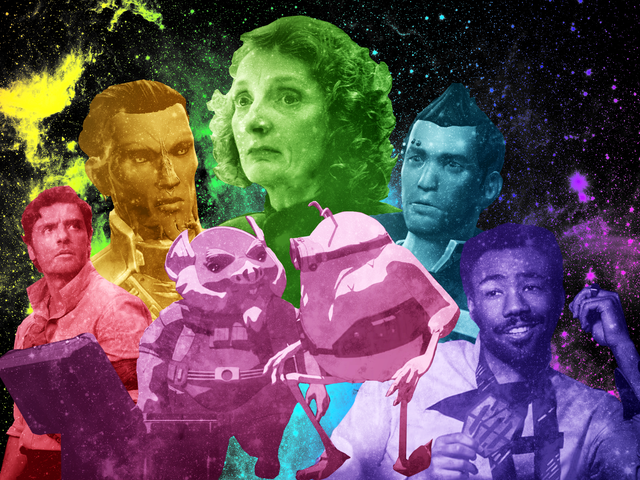 Star Wars' Not-So-Brief History of Fleeting LGBTQ+ Representation