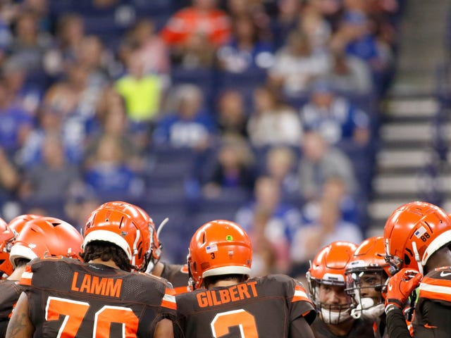 Are The Cleveland Browns The Model NFL Franchise Of The Future? A Very Short Debate